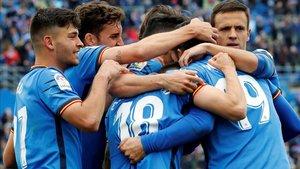 El Getafe debe seguir ganando para asegurar su clasificación a la Champions League