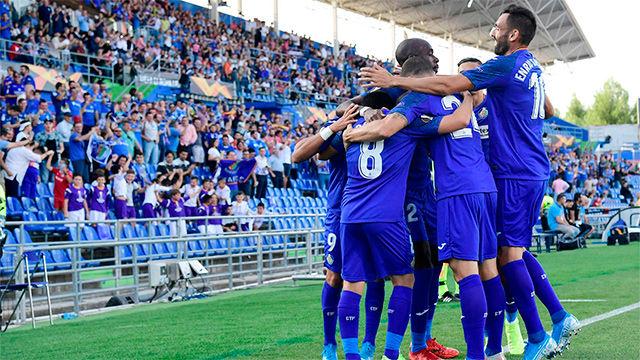 El Getafe regresa a Europa con victoria ante el Trabzonspor