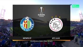 El Getafe supera al Ajax y toma ventaja en la eliminatoria