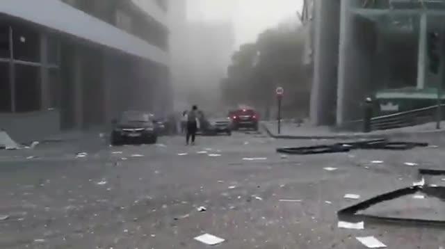 El Gobernador de Beirut: Esto es un desastre nacional parecido a Hiroshima y Nagasaki