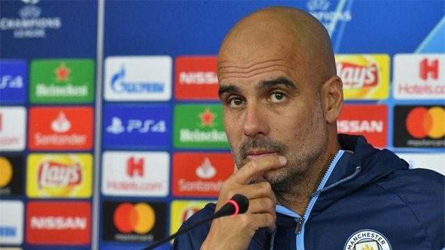 Guardiola: Todo el mundo piensa que vamos a perder