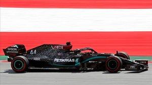 Hamilton apunta a la prmera pole.