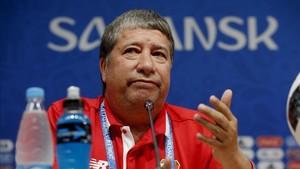 Hernán Bolillo Gómez ha renunciado como entrenador de la selección de Panamá