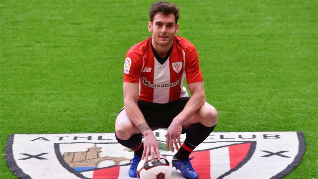 Ibai vuelve al Athletic: Cuando decidimos con el corazón salen estas cosas