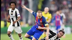 Iniesta no se marchará a la Juventus
