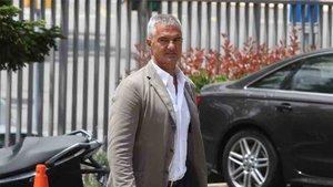 Javier Bordas participó en las negociaciones por Neymar
