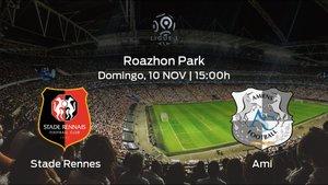 Jornada 13 de la Ligue 1: previa del duelo Stade Rennes - Amiens SC