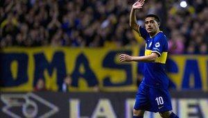 Juan Román Riquelme es ídolo en Boca Juniors