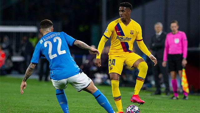 Junior, en la rampa de salida del Barça: estas son las opciones