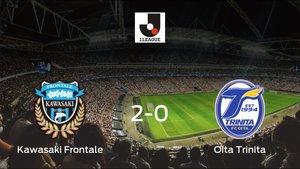 El Kawasaki Frontale se queda con los tres puntos frente al Oita Trinita (2-0)