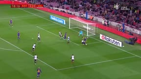 LACOPA | FC Barcelona - Valencia (1-0): Aleix Vidal se transformó en Messi