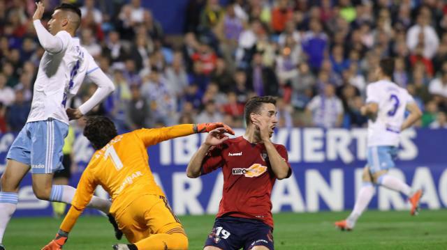 LALIGA 123 | Zaragoza - Osasuna (1-1)
