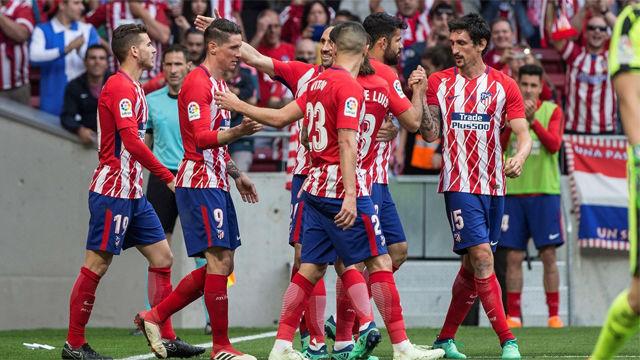 LALIGA | Atlético de Madrid - Eibar (2-2)