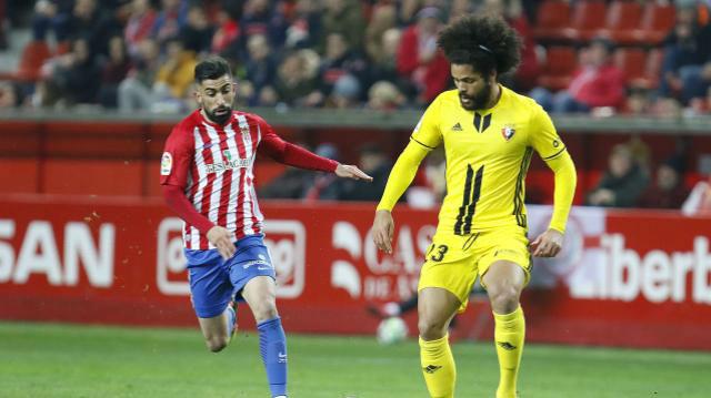 LALIGA123 | Sporting - Osasuna (2-0)