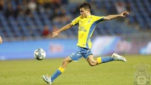 Las Palmas acumula cinco partidos consecutivos sumando puntos