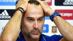 Lopetegui ha generado un enorme conflicto en la selección española