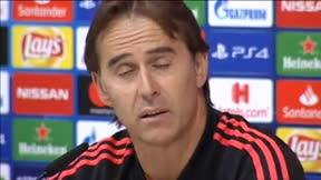 Lopetegui: Si lo que pretendéis es ver a un entrenador hundido, no miréis para aquí