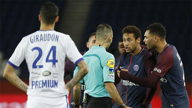 Los cinco momentos más polémicos de Neymar a lo largo de su carrera