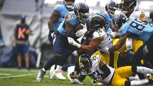 Los Steelers apenas jugaron su segundo partido fuera del Heinz Field