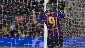 Luis Suárez se queda sin competencia directa en punta de ataque