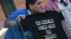 Maradona criticó a Sampaoli