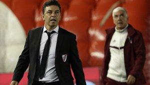 Marcelo Gallardo se quedará un año más en River Plate