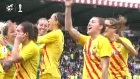 Marta Torrejón, MVP de la final de Supercopa