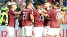 El Milan no tuvo problemas