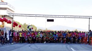 El Mou-te por la Esclerosis Múltiple bate récord de participación con más de 2.000 corredores