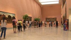 El Museo Thyssen triunfa con sus nuevas mascarillas artísticas