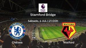 Previa del partido de la jornada 33: Chelsea contra Watford