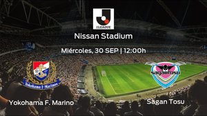 Previa del partido: Yokohama F. Marinos - Sagan Tosu