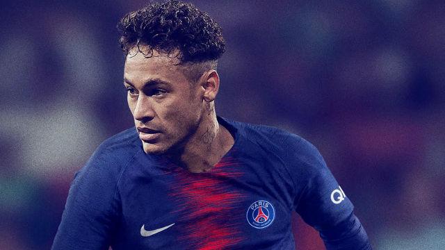 El PSG ya tiene camiseta para la temporada que viene y cuentan con Neymar