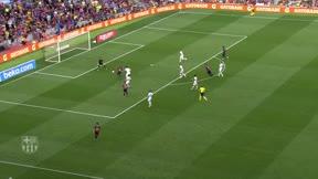 Rafinha se reivindicó con esta maravilla de gol