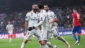El Real Madrid logró los tres puntos en la Jornada 11 tras vencer al Valladolid