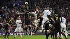 El Real Madrid y el Tottenham empataron en el Bernabéu