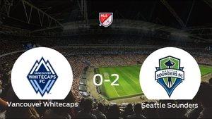 El Seattle Sounders se lleva tres puntos tras vencer 0-2 al Vancouver Whitecaps