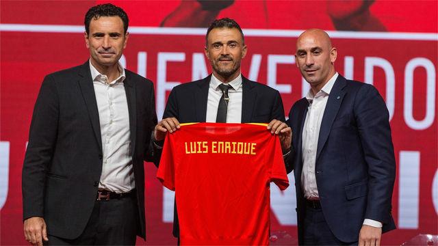 Señoras y señores, ha nacido un nuevo Luis Enrique