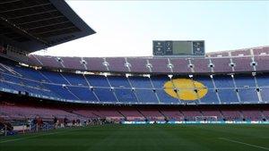 El socio del FC Barcelona ha liberado el Camp Nou en la Copa