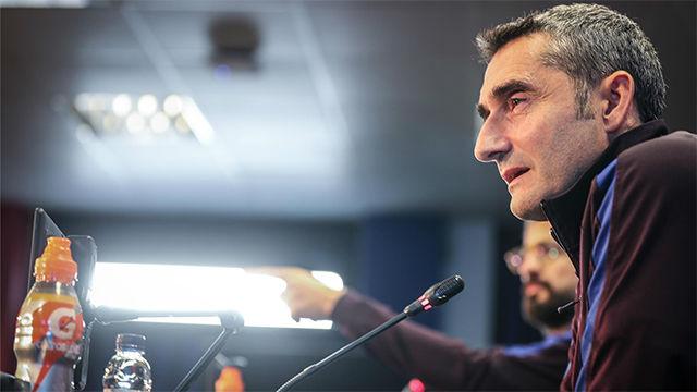 Valverde: Rakitic juega porque se lo ha ganado