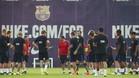 Valverde trabajó este viernes con 29 jugadores en la plantilla