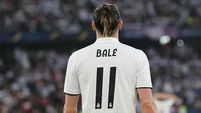 El vestuario contra Gareth Bale