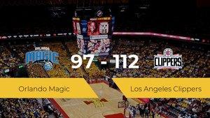 Victoria de Los Angeles Clippers ante Orlando Magic por 97-112