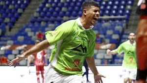 Vilela fue clave en la victoria de Palma Futsal en cuartos de final ante El Pozo de Murcia