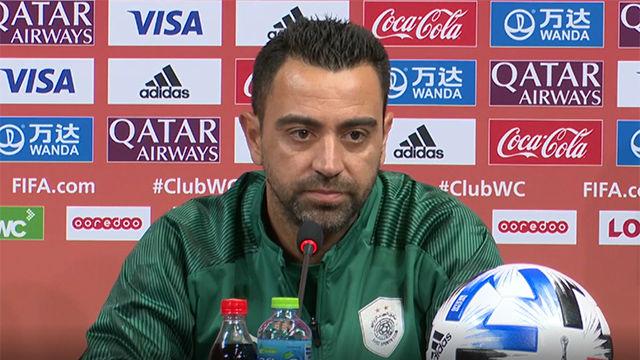 Xavi: El Barcelona y el Real Madrid ha dominado el fútbol mundial en los últimos años