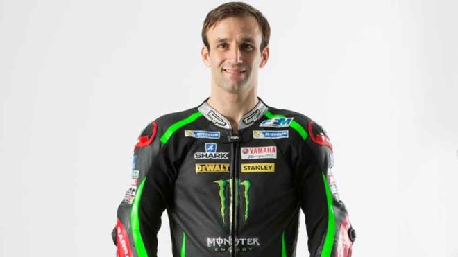 Johann Zarco, piloto de Monster Yamaha Tech3