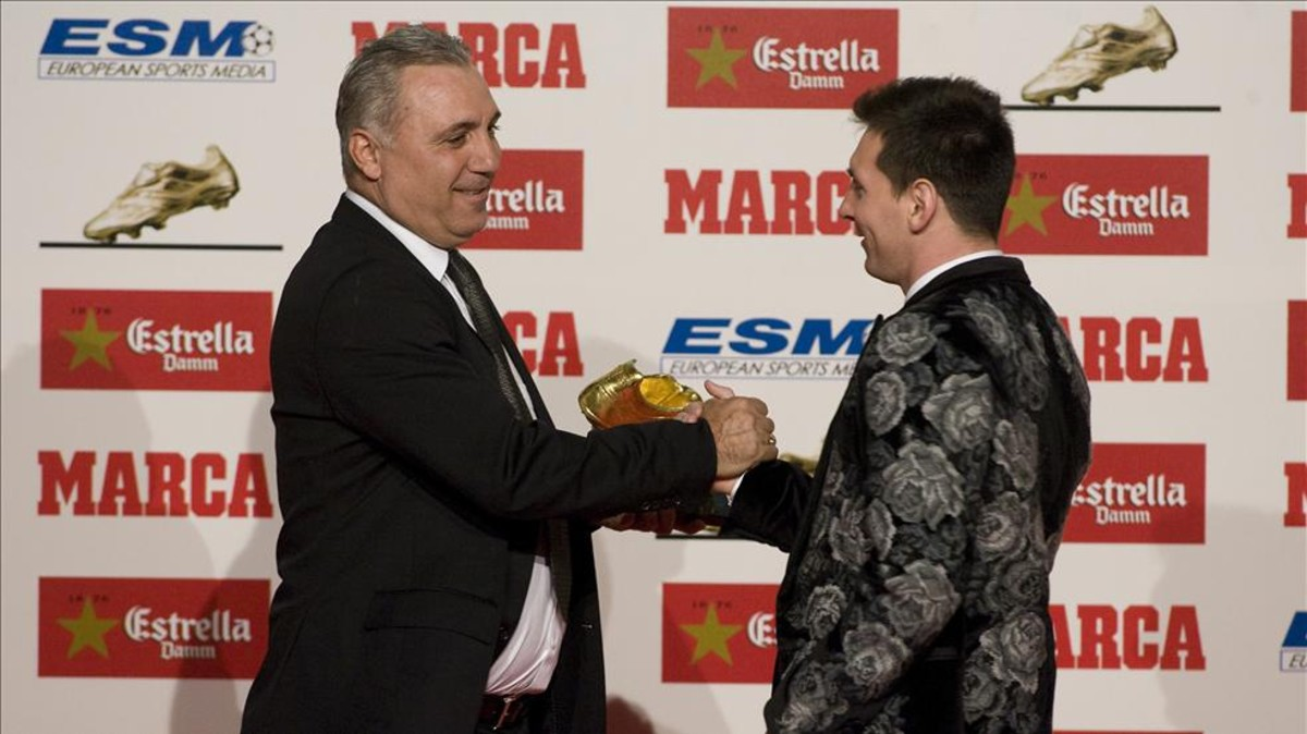 Stoichkov: If Messi quits Argentina, they won't win a game for 3 ...