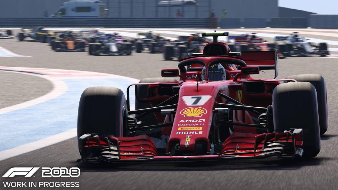 Fórmula 1 2018.