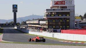 Los test de F1 volverán a celebrarse íntegramente en el Circuit