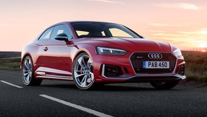 Audi RS 5 Coupé de 2018.